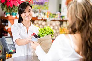 clienti contenti e fidelizati con la carta fedeltà